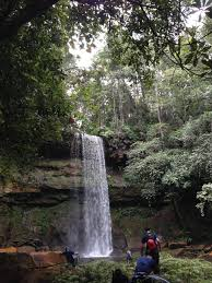 waterfalls-maliau basin