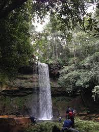 waterfalls-maliau basin