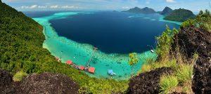 Sabah Islands- Bohey Dulang