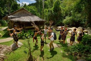 Mari Mari Cultural Village, Sabah: Living the Olden Way