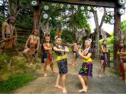 Borneo cultural village