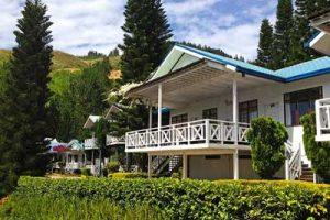 kundasang resort
