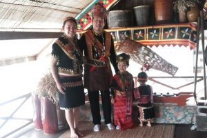 Linangkit Cultural Village, Sabah