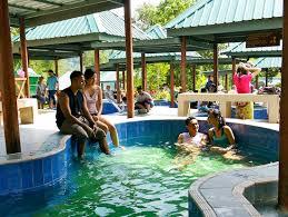 Outdoor Polls- Poring Hot Springs