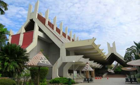 Sabah Museum: An Abode Of History, Art And Culture.