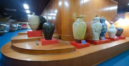 Caramic jars