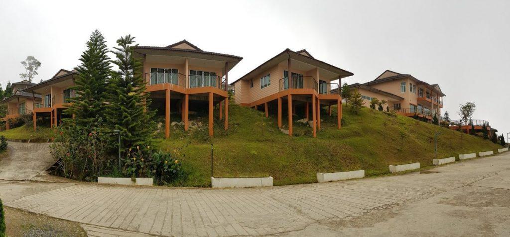 Dream World Resort Kundasang Sabah