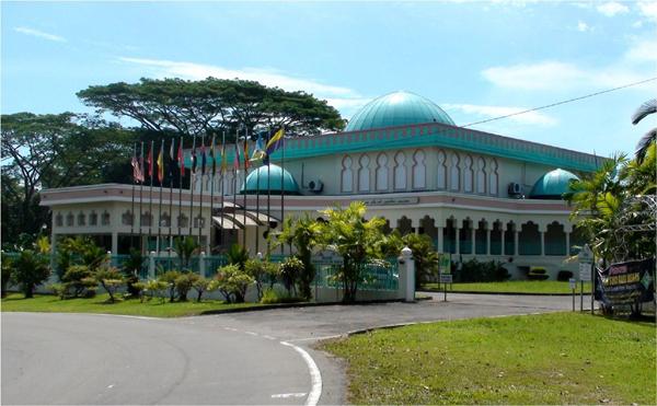 Sabah Islamic Civilization Museum