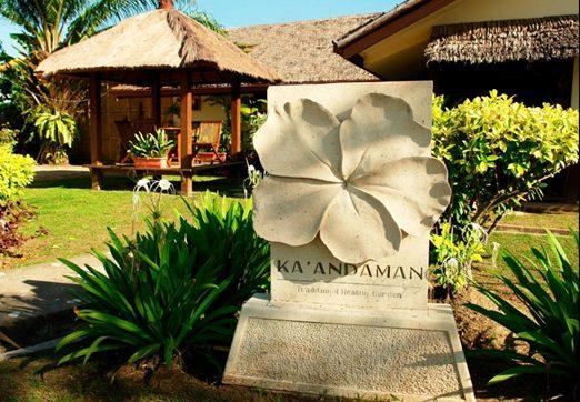 Ka'andaman Traditional Healing Garden