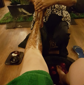 Exceptional Foot Massage